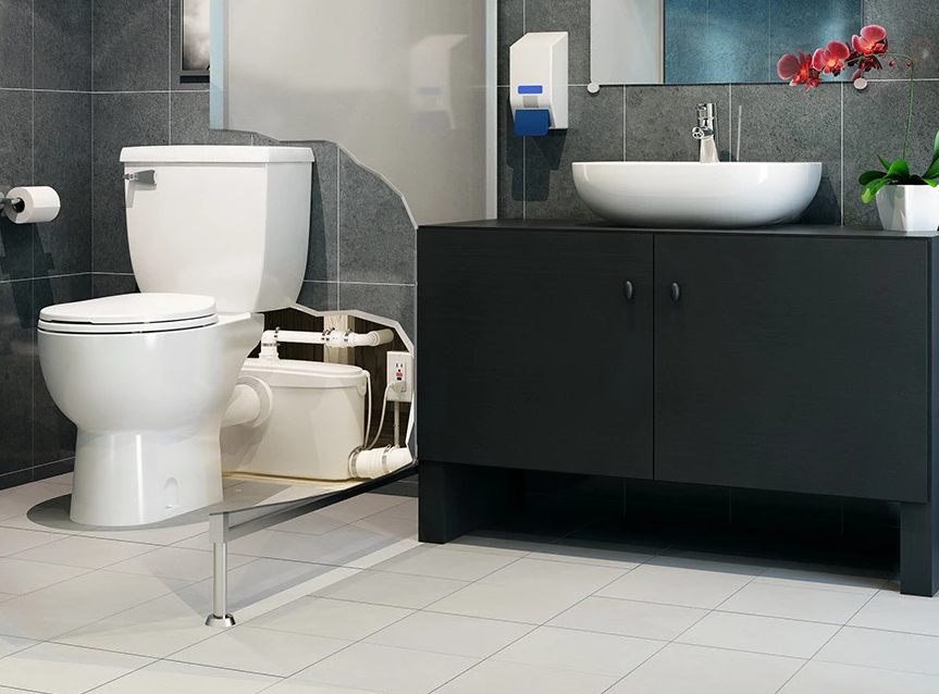 Upflush Toilet Reviews